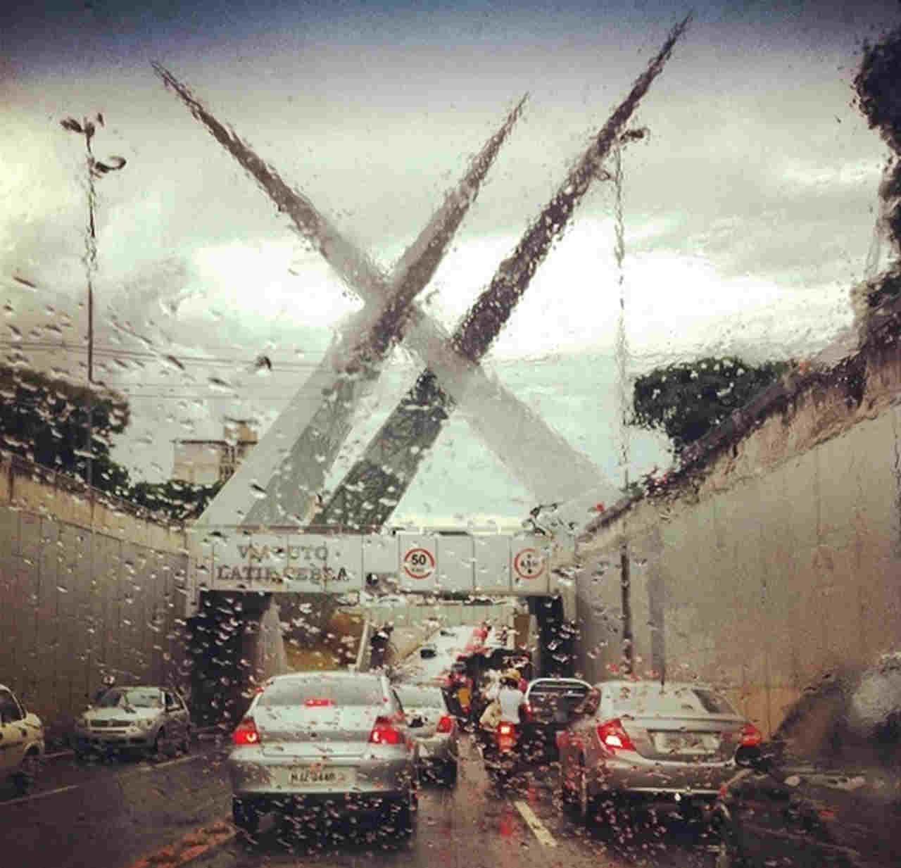 Chance de chuva em Goiânia nos próximos dias promete aliviar o calorão na capital   Foto: Reprodução