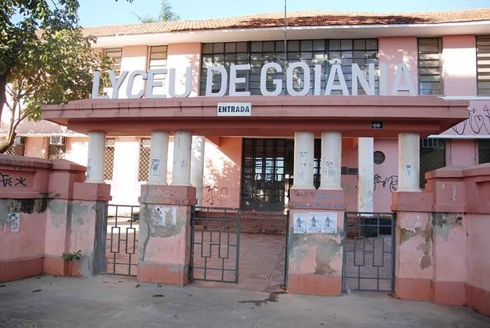 Lyceu de Goiânia é um exemplo de escola tradicional goiana que não tem o mesmo prestígio que no século passado | Foto: Reprodução