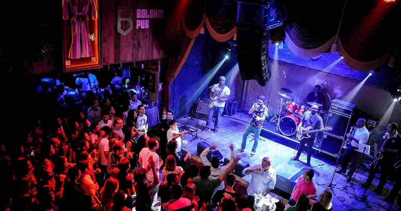 Bolshoi Pub | Foto: Divulgação