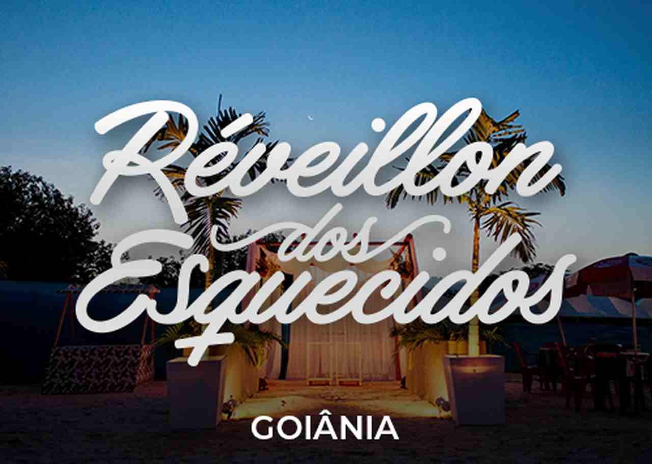 Réveillon 2019 em Goiânia: Réveillon dos Esquecidos | Foto: Divulgação