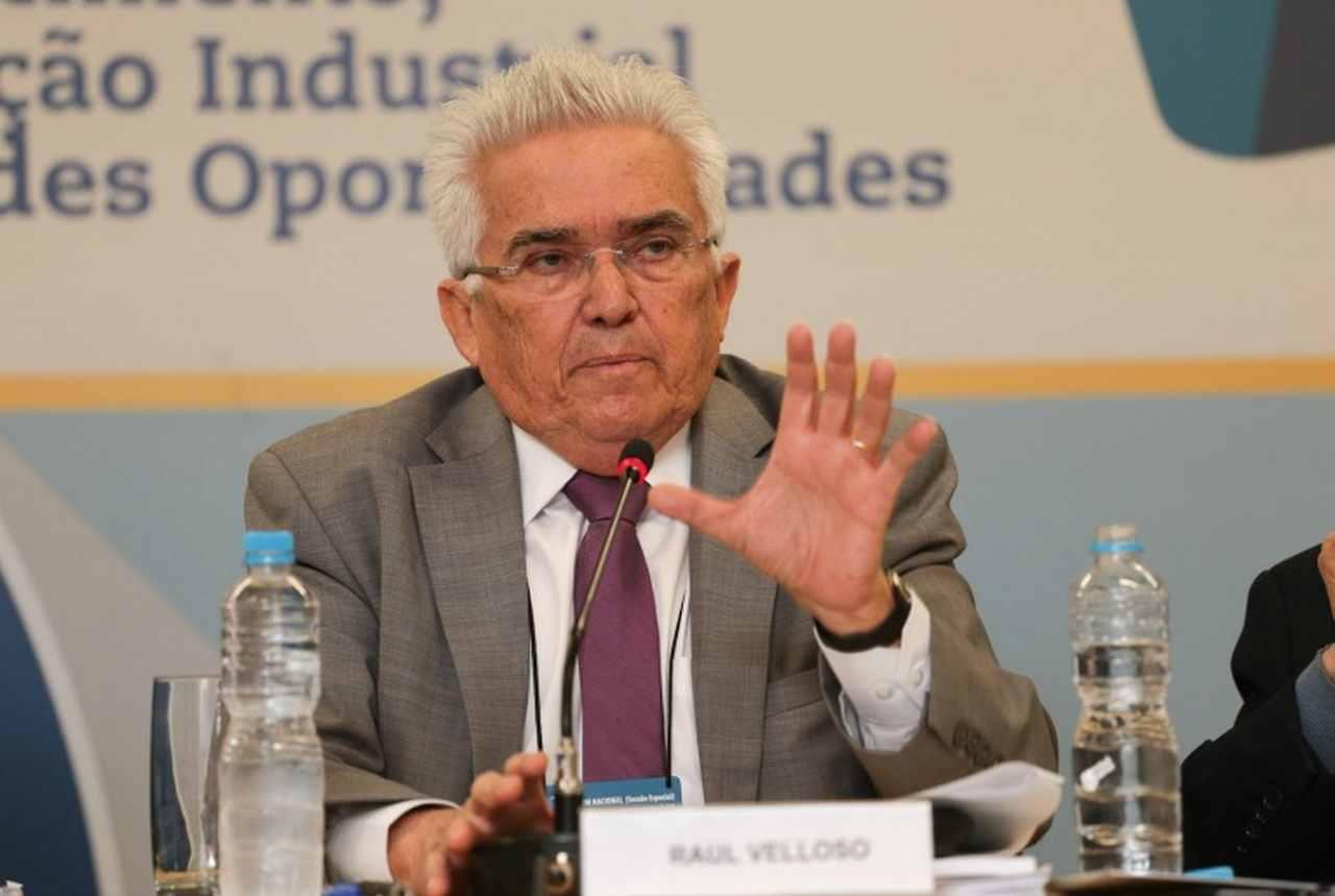 Economista PhD pela Universidade Yale Raul Velloso | Foto: Reprodução