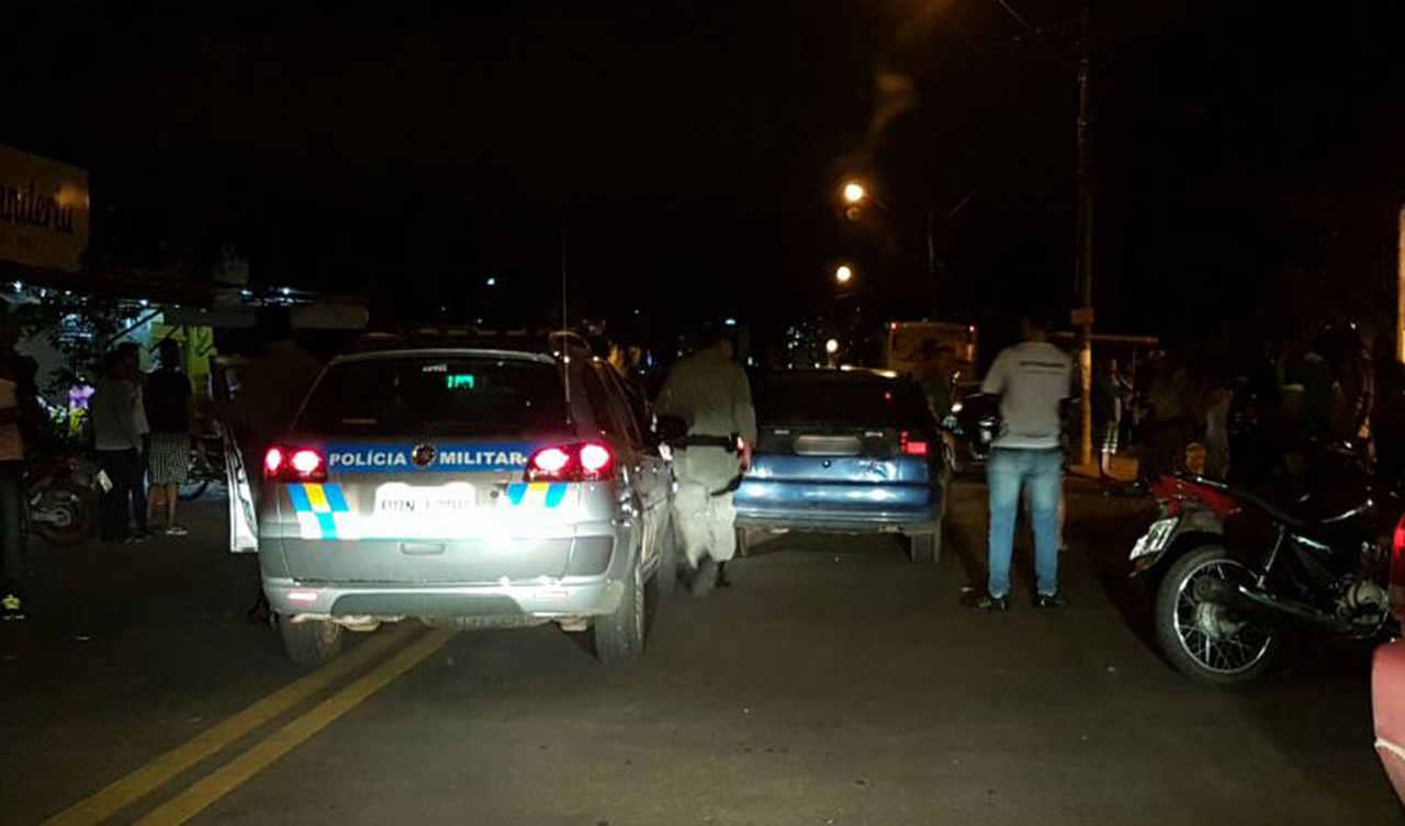 Homem que portava tornozeleira eletrônica tentou assaltar vítima e acabou baleado por policias no Parque das Laranjeiras   Foto Ilustrativa/Reprodução