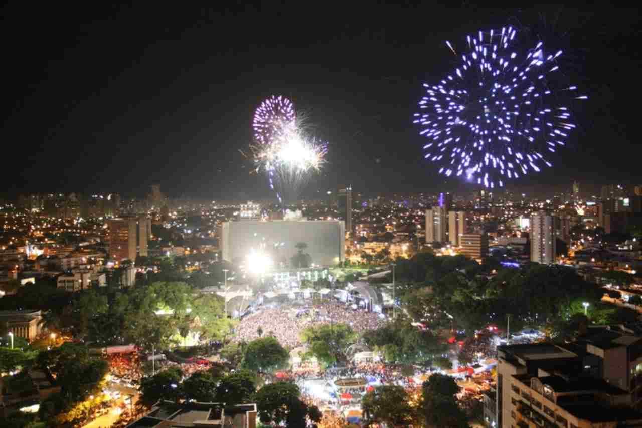 Réveillon 2019 em Goiânia: Réveillon do Governo de Goiás | Foto: Divulgação