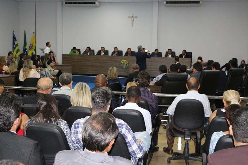 Câmara Municipal de Aparecida de Goiânia | Foto: Divulgação