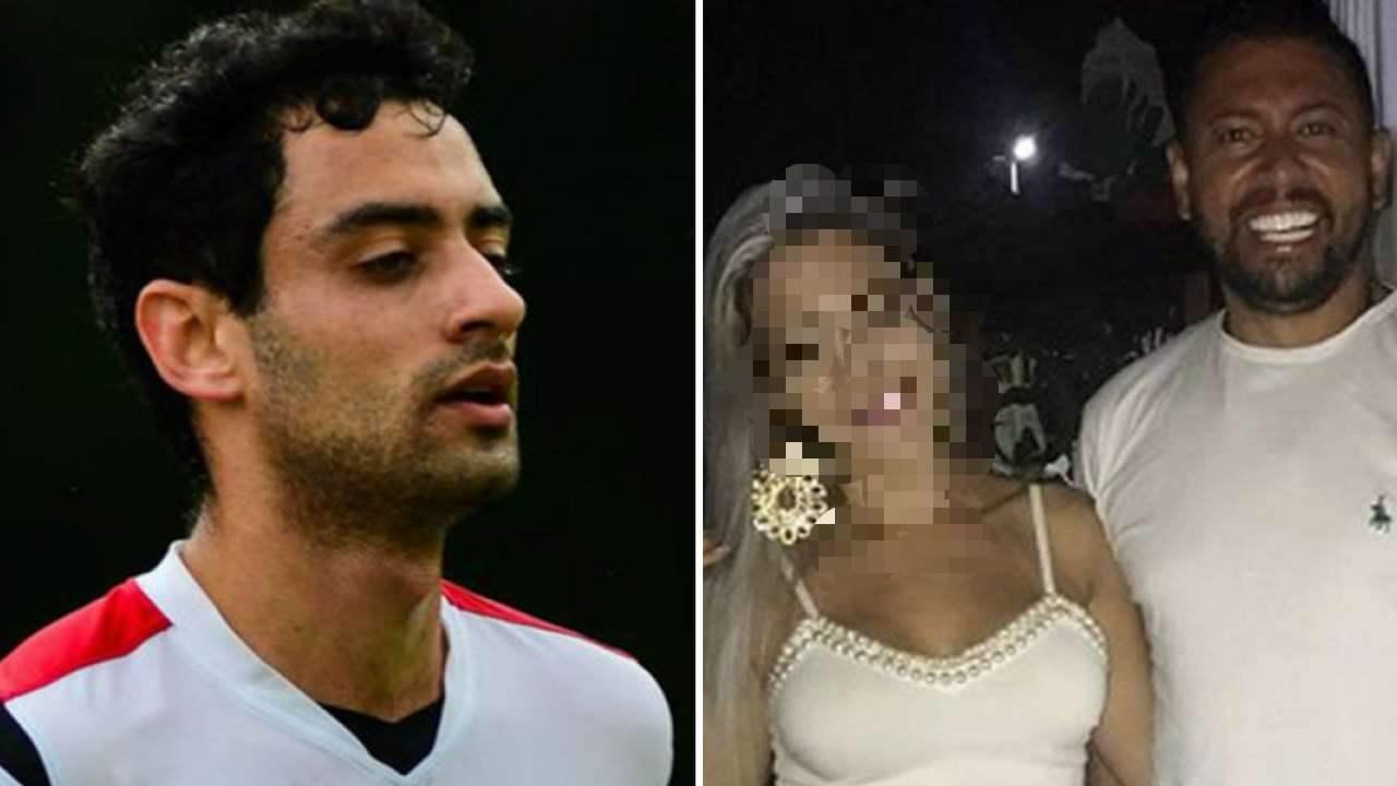 Corpo de jogador foi encontrado no último fim de semana. Motivo do crime teria sido passional | Foto: montagem Folha Z