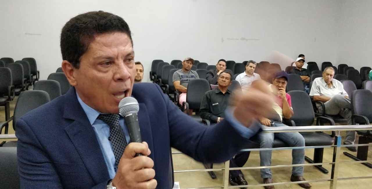 Vereador Nascimento (DEM) denuncia irregularidades nas contas da Câmara de Aparecida | Foto: reprodução