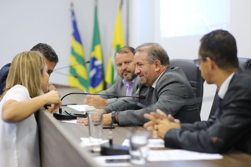 Nova planta de valores proposta pela Prefeitura de Aparecida é rejeitada   Foto: Assessoria / Câmara