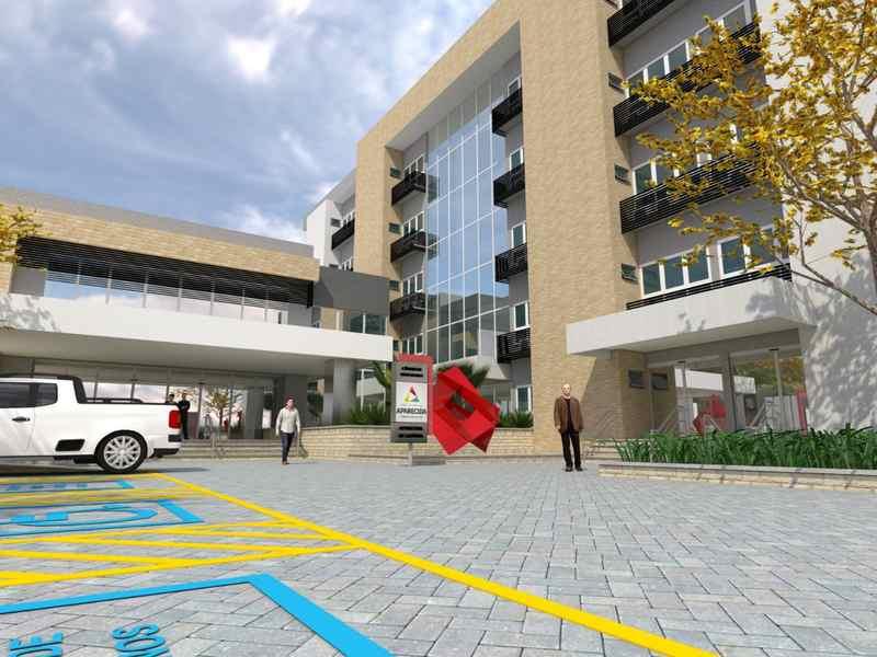 Nova sede da Câmara de Aparecida de Goiânia   Foto: Divulgação
