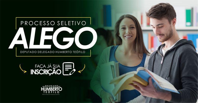 Estágio em gabinete de deputado eleito em Goiás será por edital   Foto: Divulgação