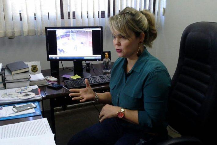 delegada Ana Elisa Gomes