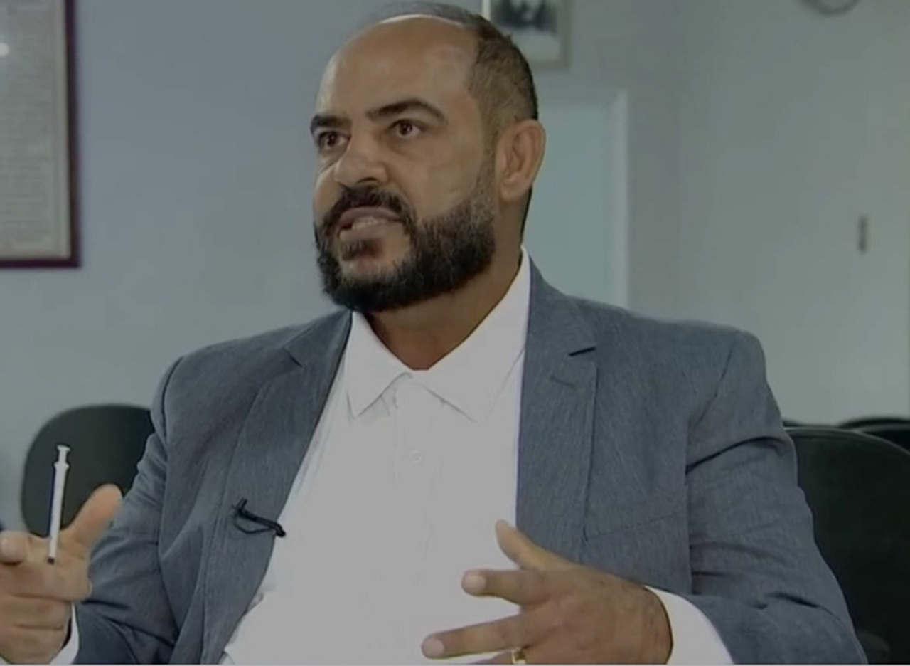 Médium Antônio Miguel