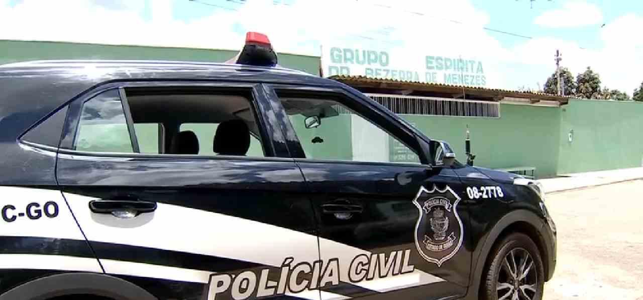 Médium Antônio Miguel denunciado