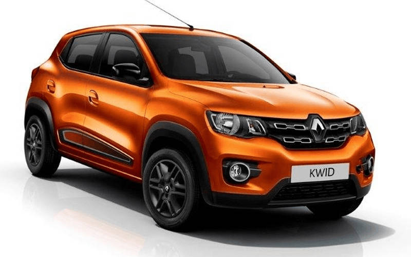 Renault Kwid | Foto: Divulgação