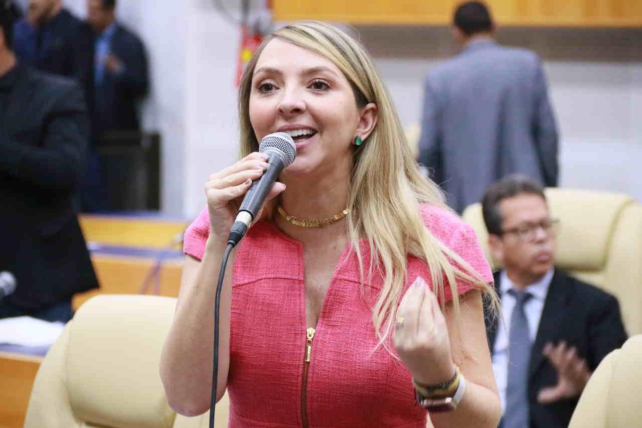 Ar condicionado ônibus Goiânia Tatiana Lemos