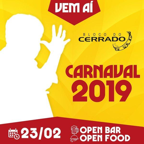 Bloco do Cerrado 2019