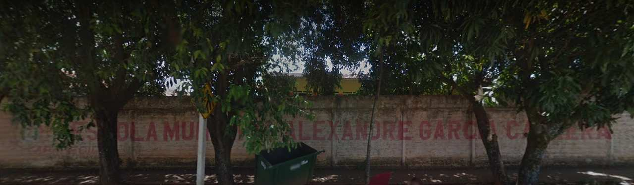 Escola Municipal Alexandre Garcia Superfaturamento Maguito obras