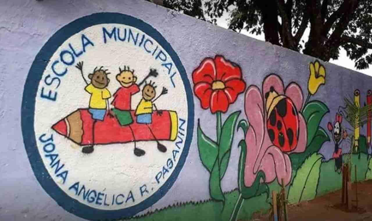 Escola Municipal Joana Angélica Maguito superfaturamento obras