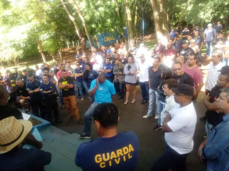 'Cansamos de promessas não cumpridas', diz representante da GCM de Aparecida | Foto: Divulgação