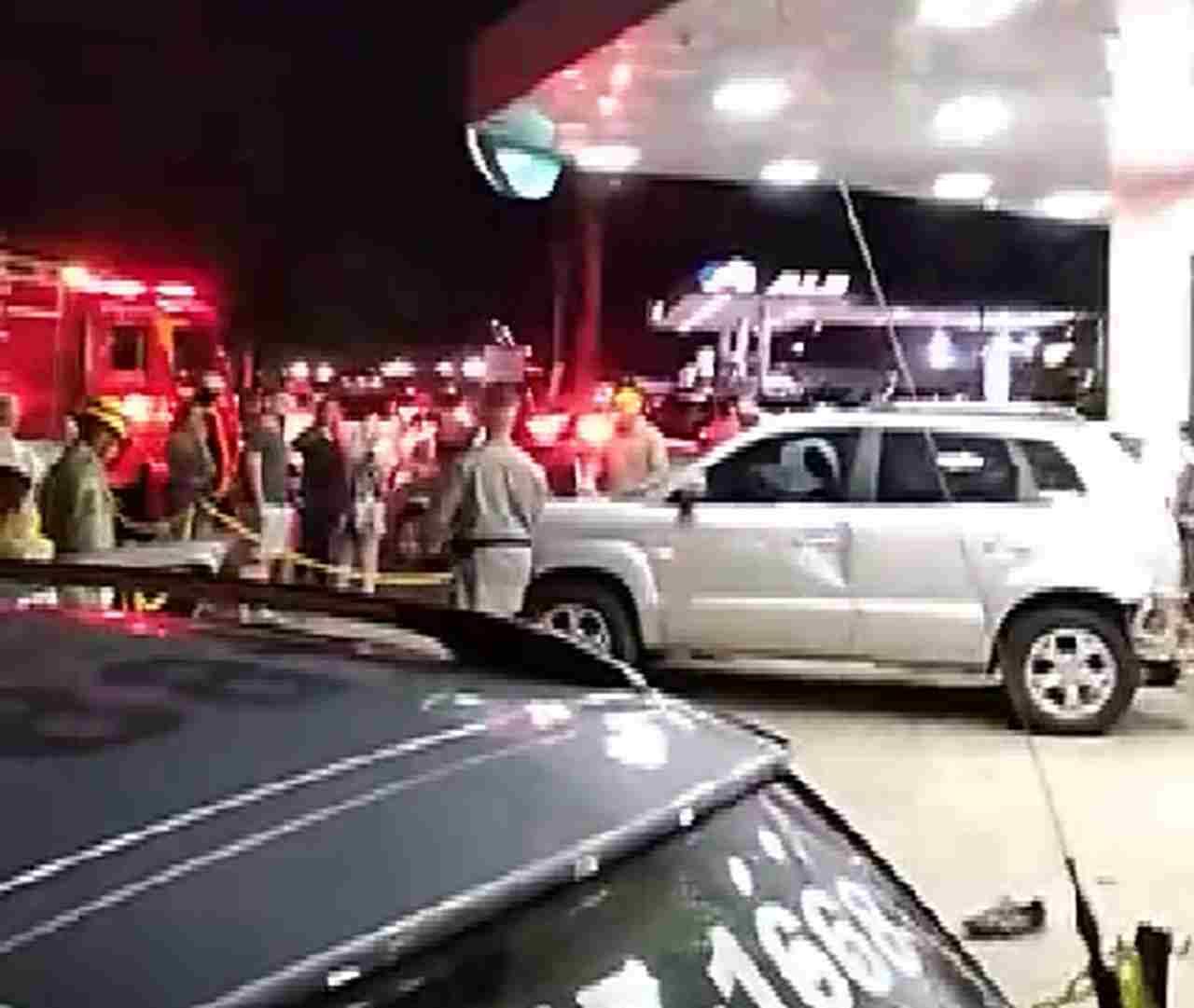 Homem arremessado morreu batida Anápolis
