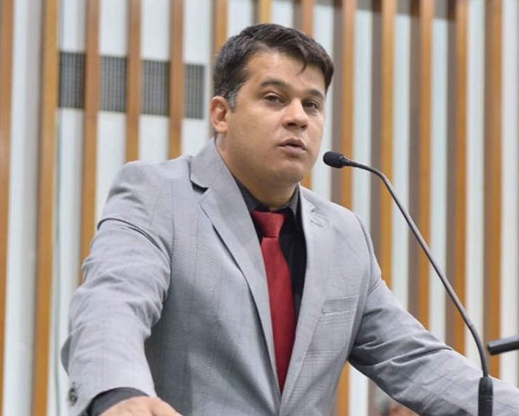 Líder comunitário da Vila Brasília Keldson Fernandes   Foto: Divulgação