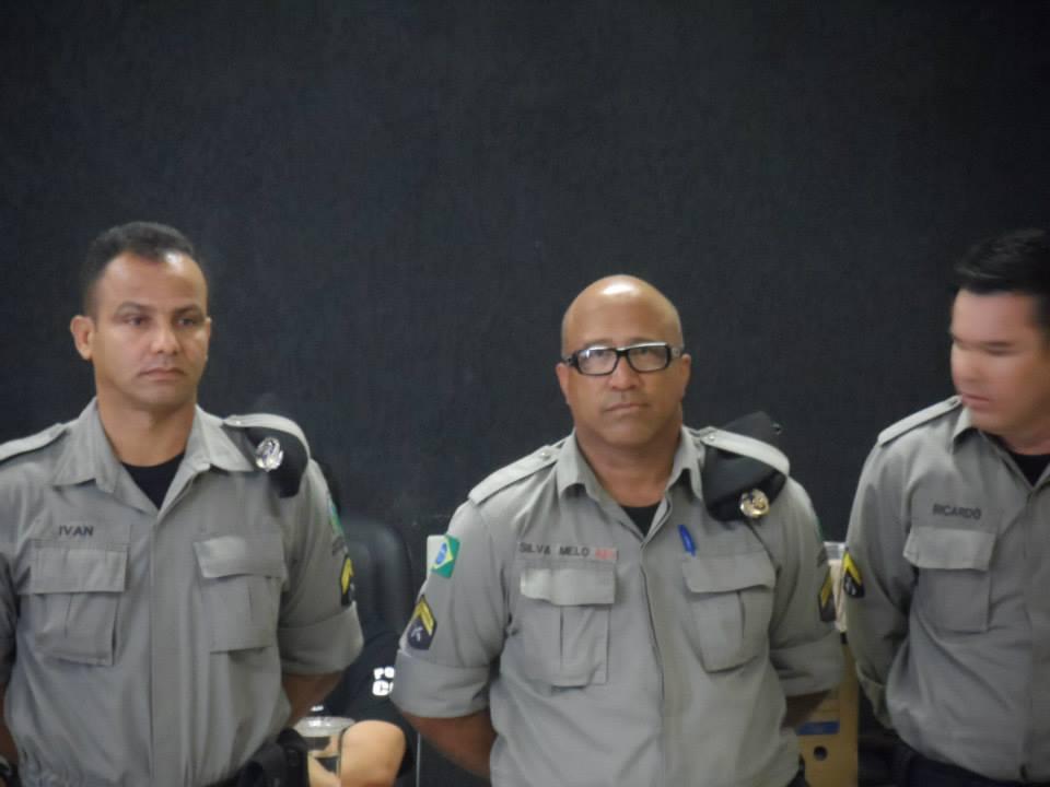 Sargento da Polícia Militar Luciano da Silva Melo tinha 52 anos de idade   Foto: Reprodução / Redes Sociais