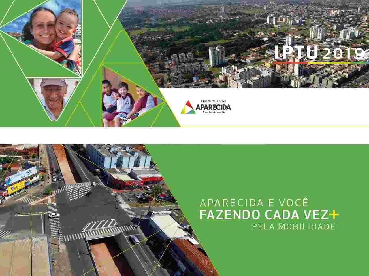 IPTU ITU 2019 Aparecida