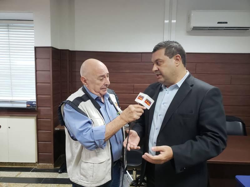 Diretor Superintendente do Sebrae Goiás Leonardo Guerra fala sobre Tendências e Oportunidades de Negócios em Goiás para 2019 | Foto: Folha Z