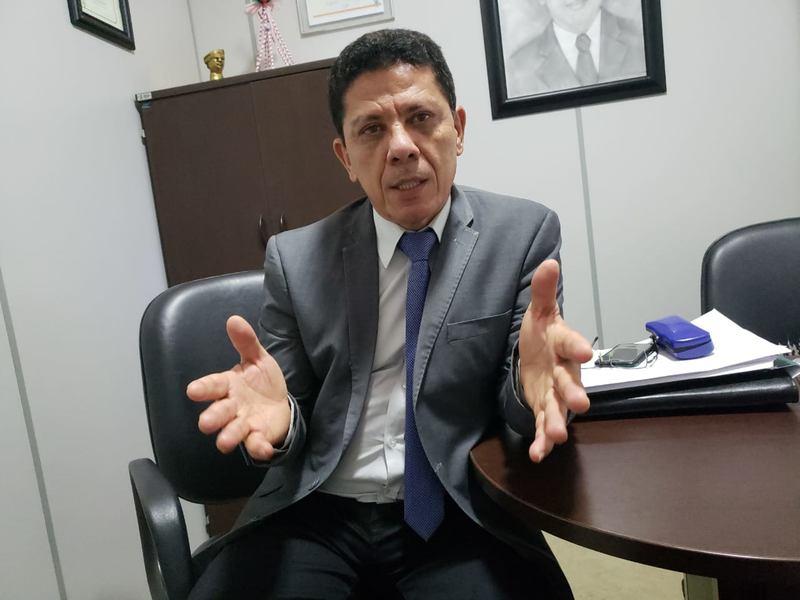 'Falta respeito', diz vereador Nascimento sobre bate-boca em sessão da Câmara sobre fundo | Foto: Folha Z