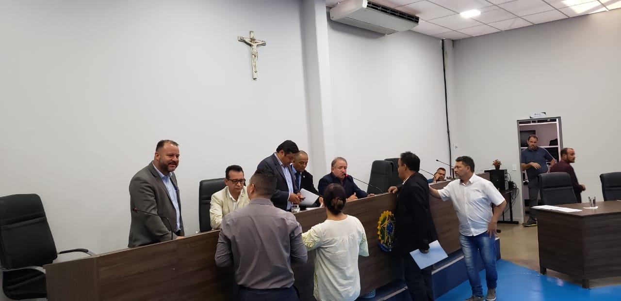 Câmara aprova ajuste salarial de servidores da Prefeitura de Aparecida | Foto: Reprodução