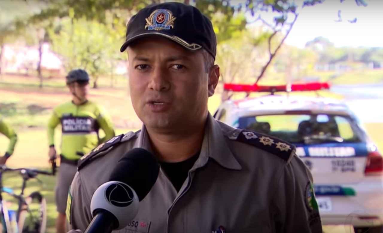 Tenente-coronel Cardoso 7º BPM
