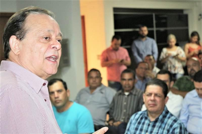 Presidente estadual do PTB, Jovair Arantes | Foto: Divulgação