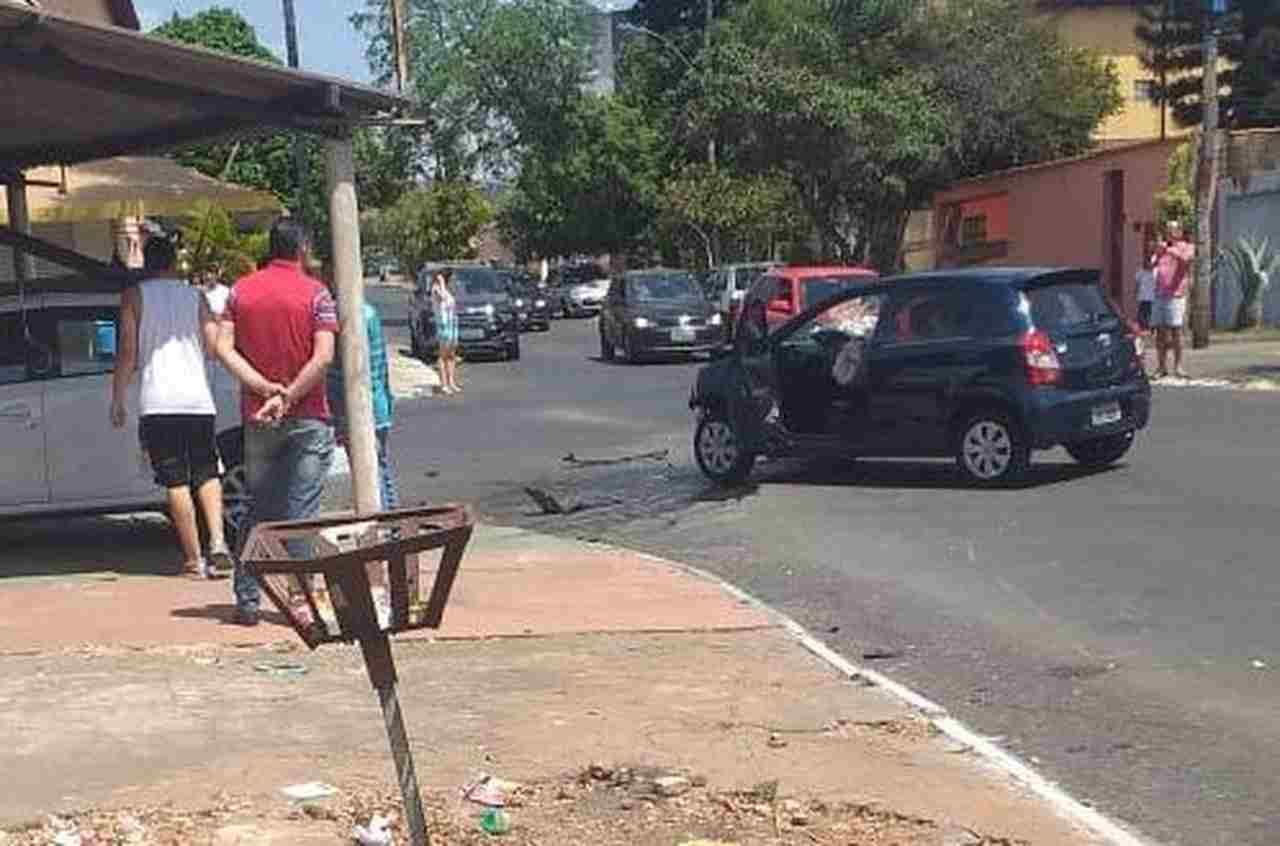 acidente Jardim Esmeraldas