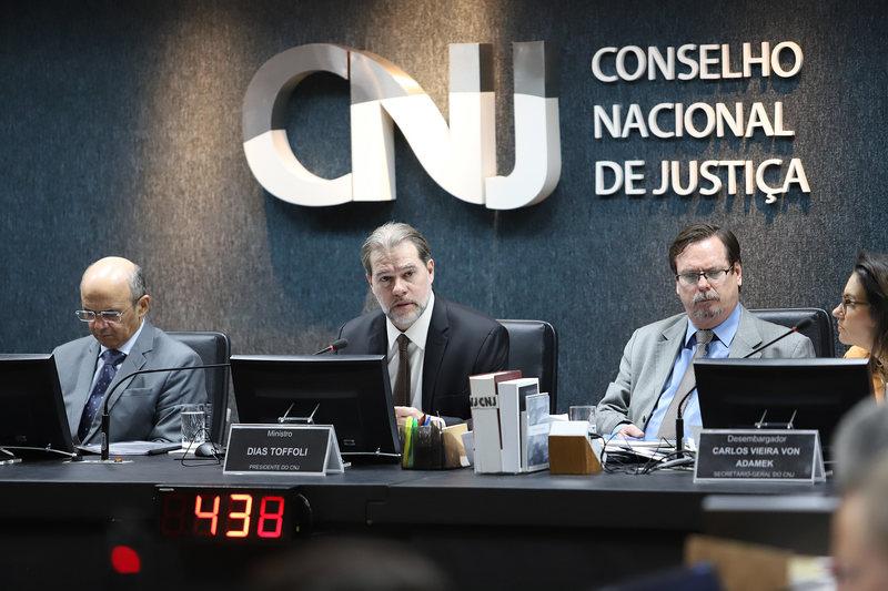 Conselho Nacional de Justiça (CNJ) investigou e comprovou 21 casos de venda de sentenças por juízes (7) e desembargadores (14) | Foto: Luiz Silveira / Agência CNJ