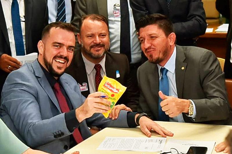 Fábio Ideal relata desentendimento com Glaustin e saída do PSC | Foto: Divulgação