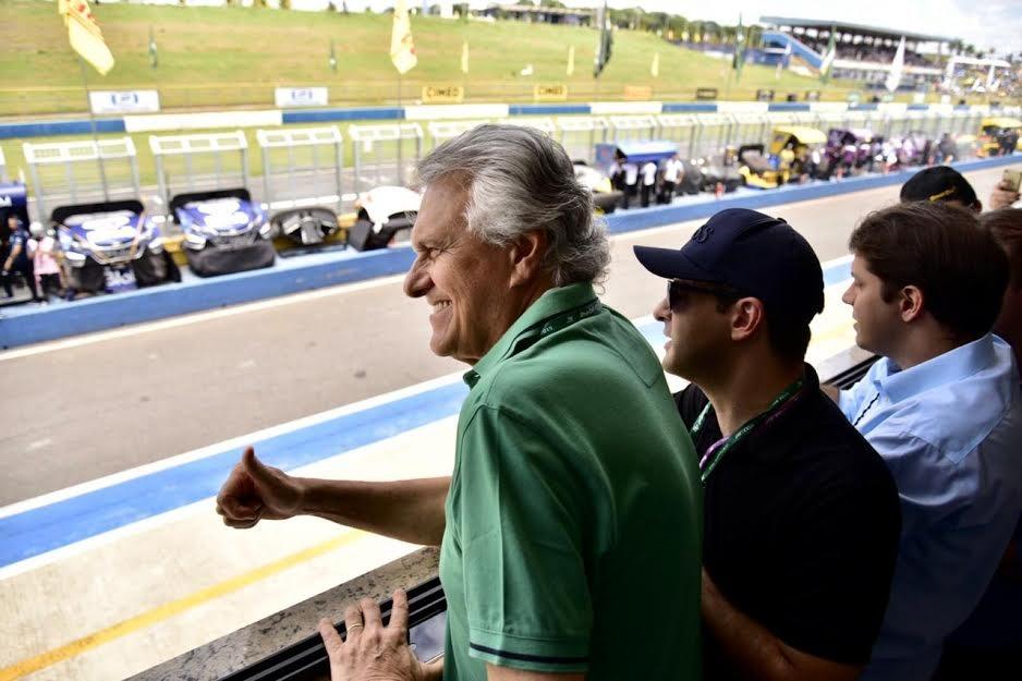 Caiado autódromo Ayrton Senna