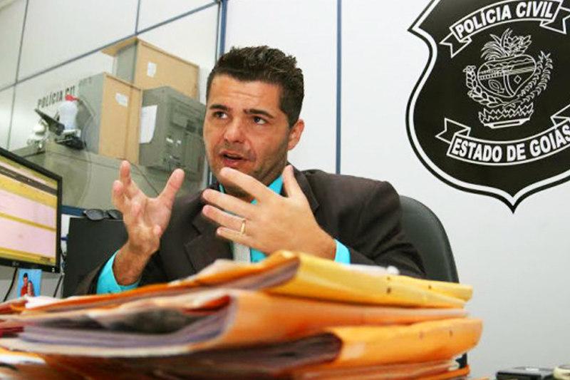 Delegado Rilmo Braga | Foto: Jota Eurípedes