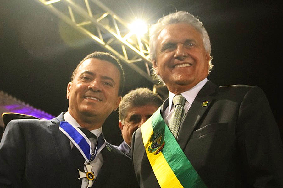Presidente da Codego, Marcos Cabral, é apontado como articulador de Caiado em Aparecida | Foto: Divulgação