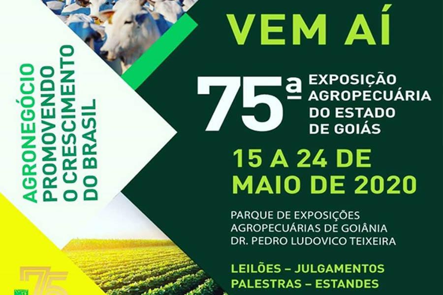 Evento tem atrações voltadas para a agropecuária | Foto: Divulgação