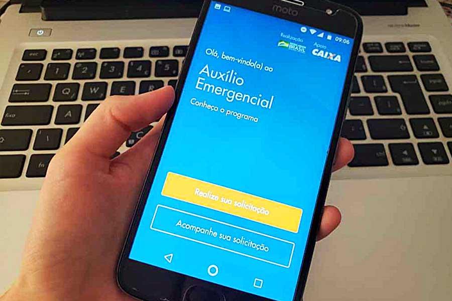 Alerta: veja como se cadastrar com segurança no aplicativo Auxílio Emergencial da Caixa e evitar apps falsos | Foto: Ilustrativa