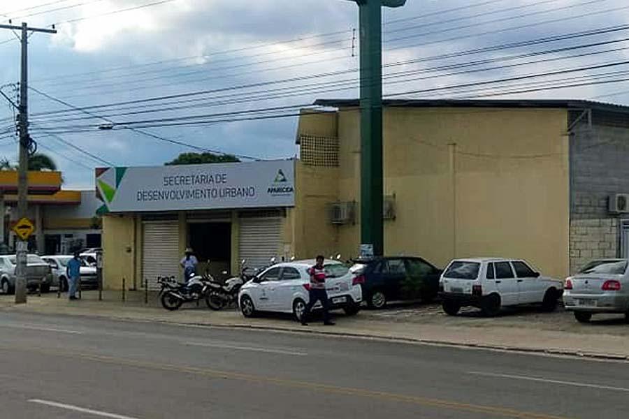 Germano Neto tinha 51 anos e trabalhava na Secretaria de Desenvolvimento Urbano (SDU) da Prefeitura de Aparecida de Goiânia | Foto: Reprodução