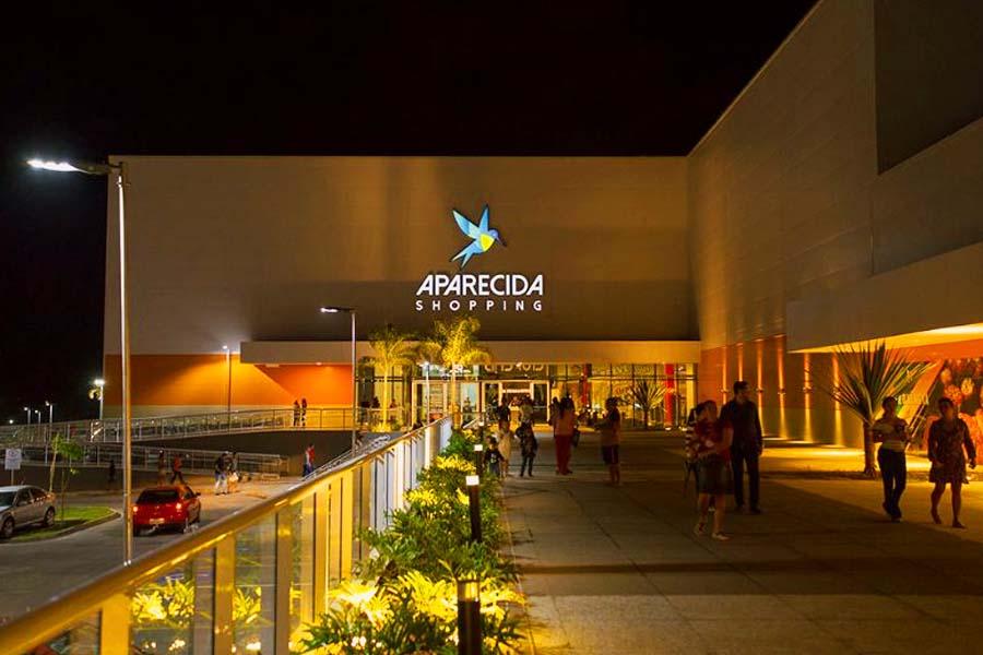 Prefeitura vai liberar funcionamento de shoppings de Aparecida, mas com restrições   Foto: Divulgação/Aparecida Shopping