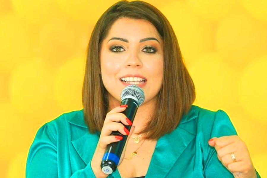 Carol Araújo   Foto: Reprodução