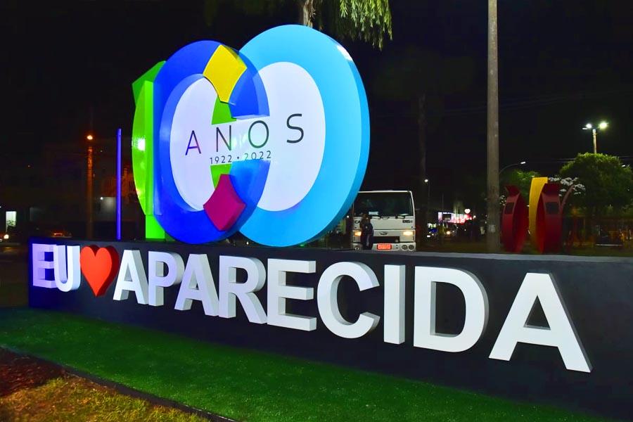 Parque da Família recebe primeiro Monumento do Centenário de Aparecida | Foto: Rodrigo Estrela