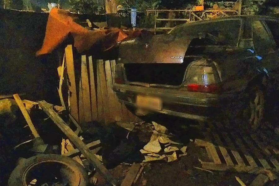 Acidente às margens da GO-070 deixou 1 morto e 6 feridos   Foto: Divulgação / Dict
